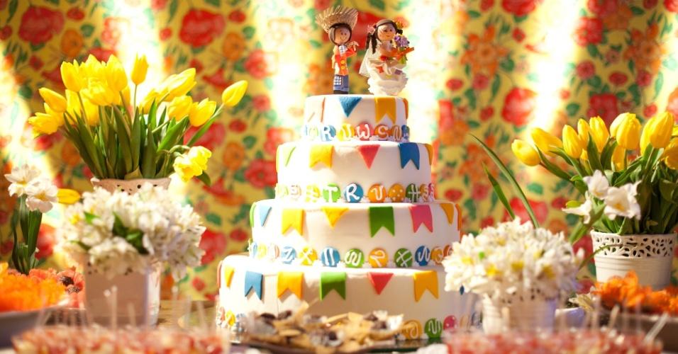 decoracao festa caipira:casamento caipira é tradição nas festas juninas , mas nada impede