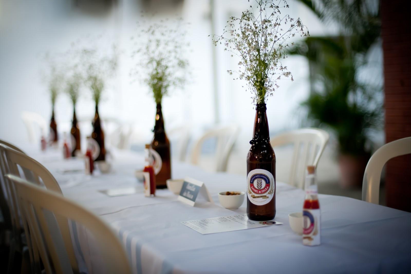 decoracao festa boteco personalizada: nada formal, o casamento estilo boteco é uma ótima opção