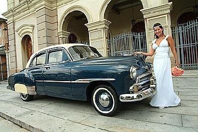 Aluguel de carros para casamento