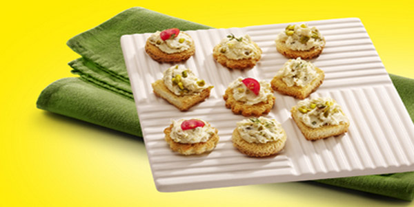 Noivado prepare alguns canap s para a sua festa for Canapes simples e barato