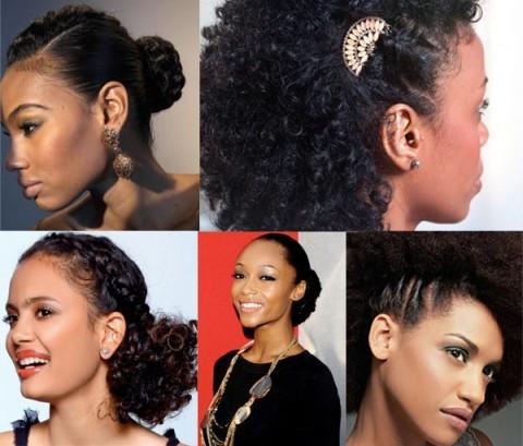 Noivas com cabelo crespo: dicas de penteado