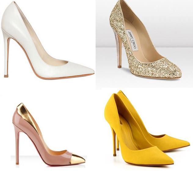 c9097842e Sapatos para noivas  tendências 2015