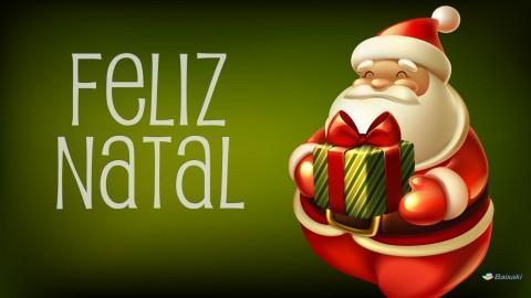 Chegou o Natal!