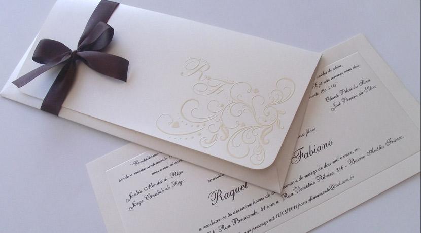 Frases de amor para convite de casamento