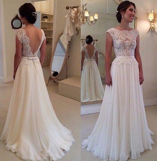 Vestidos de noiva em renda para 2016 - Guia da Noiva