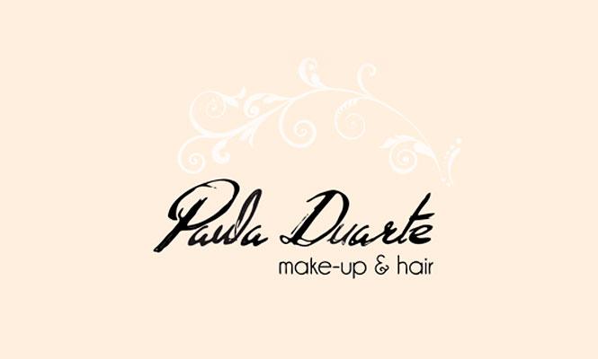 Paula Duarte make-up e hair