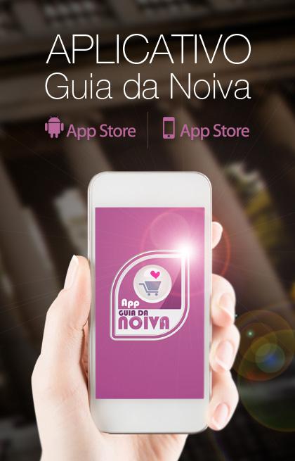 Aplicativo GUIA DA NOIVA