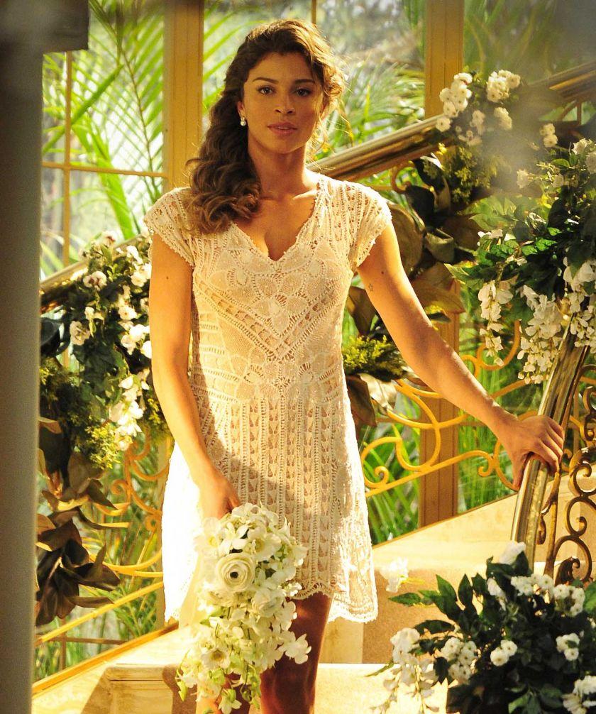 """Ester em """"Flor do Caribe"""""""