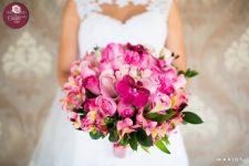 Noivas modernas: Cabelos e Buquês