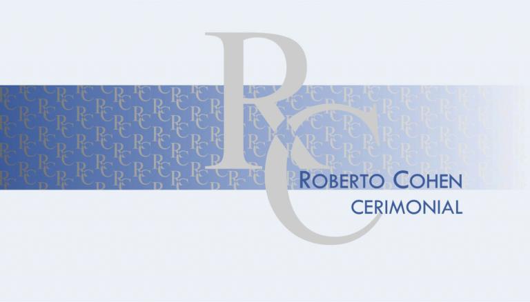 Roberto Cohen – Cerimonial